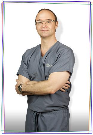 Dr James Bouzoukis at Rejuvent